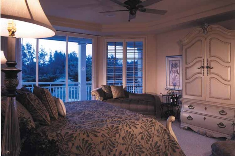 Country Interior - Master Bedroom Plan #930-111 - Houseplans.com