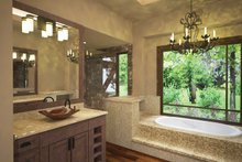 Cottage Interior - Master Bathroom Plan #120-244