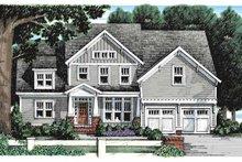 Home Plan - Craftsman Exterior - Front Elevation Plan #927-930
