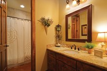 Dream House Plan - Country Interior - Bathroom Plan #140-171