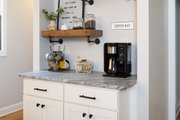 Farmhouse Style House Plan - 3 Beds 2.5 Baths 2187 Sq/Ft Plan #929-1053 Interior - Kitchen