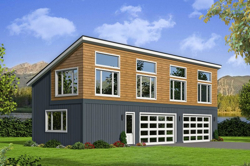 House Plan Design - Colonial Exterior - Front Elevation Plan #932-279