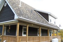 House Plan Design - Contemporary Exterior - Front Elevation Plan #118-162