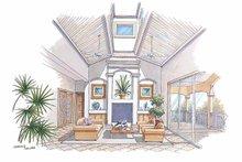 House Plan Design - Country Interior - Family Room Plan #930-67