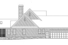 House Plan Design - Craftsman Exterior - Other Elevation Plan #929-972