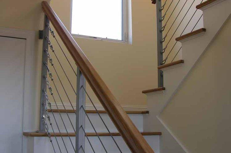 Contemporary Interior - Entry Plan #1042-14 - Houseplans.com
