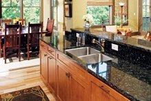 Dream House Plan - European Interior - Kitchen Plan #929-891