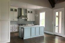 Craftsman Interior - Kitchen Plan #437-76
