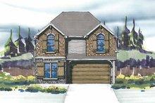 Craftsman Exterior - Front Elevation Plan #509-287
