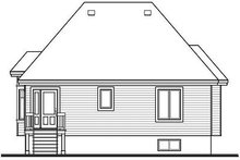 Dream House Plan - Farmhouse Exterior - Rear Elevation Plan #23-687