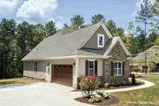 Craftsman Style House Plan - 4 Beds 3 Baths 2491 Sq/Ft Plan #929-949 Exterior - Other Elevation