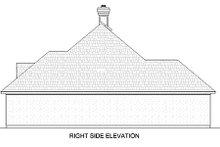 European Exterior - Other Elevation Plan #45-337