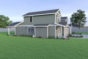 Craftsman Style House Plan - 3 Beds 2.5 Baths 1440 Sq/Ft Plan #1070-95 Photo