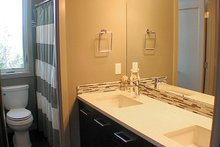 House Design - Contemporary Interior - Bathroom Plan #132-563