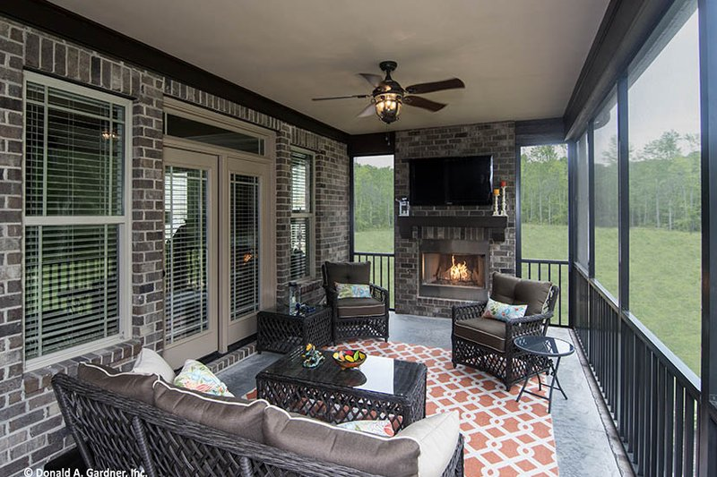 Country Interior - Other Plan #929-969 - Houseplans.com