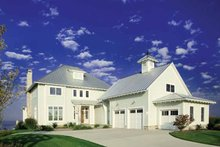 House Plan Design - Craftsman Exterior - Front Elevation Plan #928-59