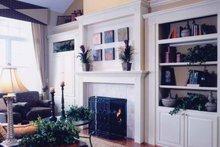 Craftsman Interior - Other Plan #46-655