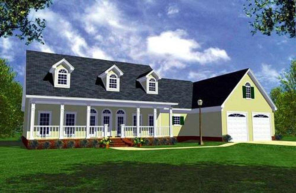 1799 Square Feet 3 Bedroom 2 5 Bathroom 2 Garage Country 15725 on Donald Gardner House Plans