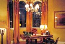 House Plan Design - Mediterranean Interior - Other Plan #417-566