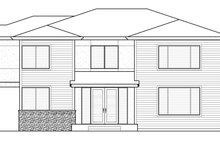 Dream House Plan - Traditional Exterior - Front Elevation Plan #1066-95