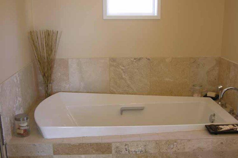 Contemporary Interior - Master Bathroom Plan #1042-14 - Houseplans.com