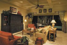 Home Plan Design - Country Interior - Family Room Plan #930-419