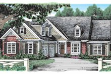 House Plan Design - Country Exterior - Front Elevation Plan #927-905