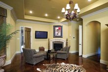 Traditional Interior - Other Plan #17-2757