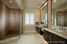 Mediterranean Interior - Master Bathroom Plan #930-457