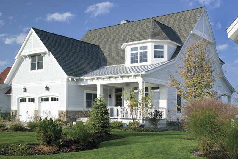 House Plan Design - Craftsman Exterior - Front Elevation Plan #928-60