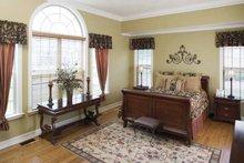 Ranch Interior - Master Bedroom Plan #929-601