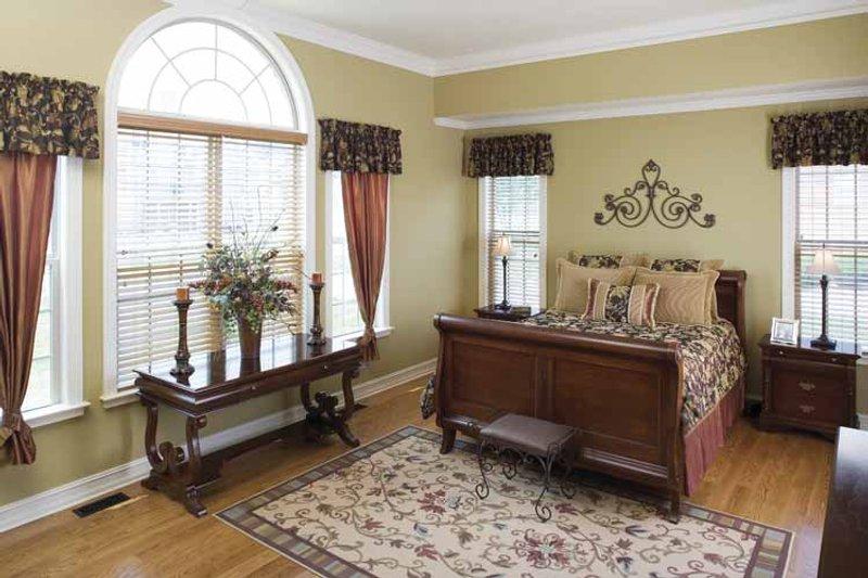 Ranch Interior - Master Bedroom Plan #929-601 - Houseplans.com