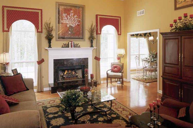 Country Interior - Family Room Plan #927-120 - Houseplans.com