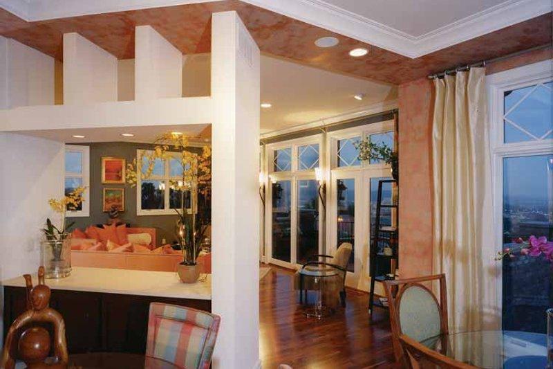 Contemporary Interior - Dining Room Plan #46-538 - Houseplans.com