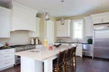 Traditional Interior - Kitchen Plan #928-271