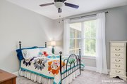 Craftsman Style House Plan - 4 Beds 3 Baths 2863 Sq/Ft Plan #929-7 Interior - Bedroom