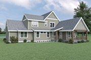 Craftsman Style House Plan - 4 Beds 2.5 Baths 2912 Sq/Ft Plan #1070-148