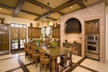 Southern Interior - Kitchen Plan #20-2173