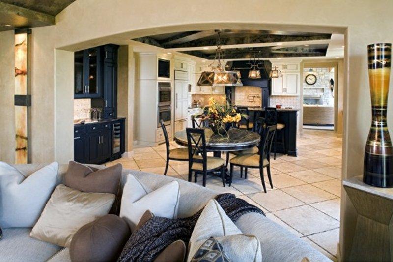 Traditional Photo Plan #56-603 - Houseplans.com