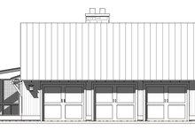 Farmhouse Exterior - Other Elevation Plan #901-145