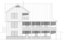 House Design - Country Exterior - Other Elevation Plan #932-348