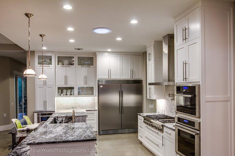 Prairie Interior - Kitchen Plan #935-13 - Houseplans.com