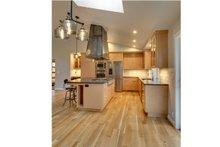 Ranch Interior - Kitchen Plan #124-983