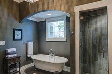 House Plan Design - European Interior - Master Bathroom Plan #927-362