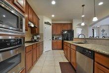 House Plan Design - Country Interior - Kitchen Plan #80-180