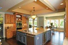 House Plan Design - European Interior - Kitchen Plan #928-28