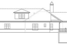 Craftsman Exterior - Other Elevation Plan #119-425