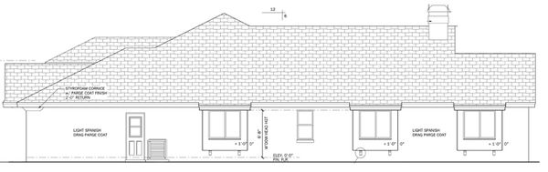 House Plan Design - Mediterranean Floor Plan - Other Floor Plan #1058-46