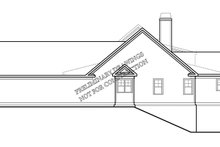 Dream House Plan - Country Exterior - Other Elevation Plan #927-402