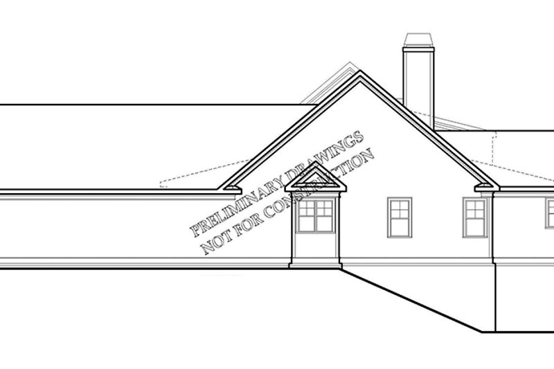 Country Exterior - Other Elevation Plan #927-402 - Houseplans.com
